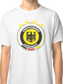 World Cup Football 3/8 - Team Deutschland Classic T-Shirt