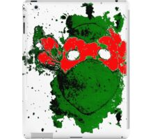 Teenage Mutant Ninja Turtles Raphael iPad Case/Skin