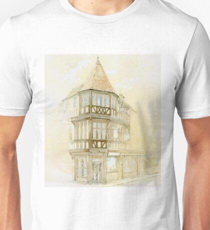 fachwerk(1) Unisex T-Shirt