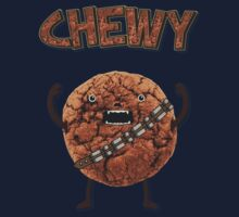 Chewy Chocolate Cookie Wookiee One Piece - Long Sleeve