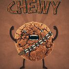 Chewy Chocolate Cookie Wookiee by badbugs