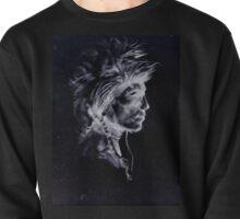 native american medicine man. (black) Pullover