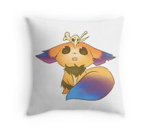 Gnar Throw Pillow