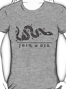 Maryland Join Or Die T-Shirt