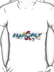 Smurfs  T-Shirt