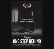 One Step Behind - Official Grand Junction Poster Kids Clothes