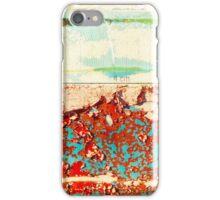Rusty dusty road iPhone Case/Skin
