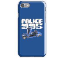 blade runner 955 spinner police car iPhone Case/Skin