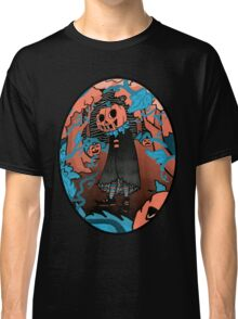 Halloween screen print  Classic T-Shirt
