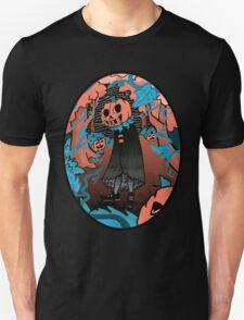Halloween screen print  Unisex T-Shirt