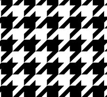 Houndstooth Traditional by USAswagg
