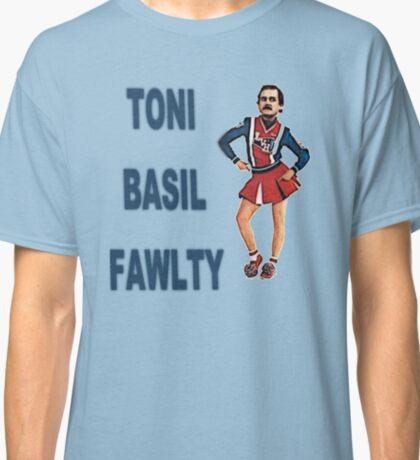 Toni Basil Fawlty Classic T-Shirt