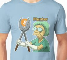 Bitcoin_Hunter Unisex T-Shirt