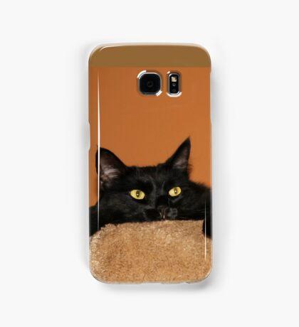 Pooh Bear Peeping  Samsung Galaxy Case/Skin