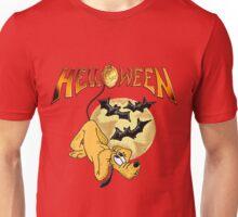 Pluto_Helloween Unisex T-Shirt