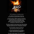 The TWO WOLVES CHEROKEE TALE  by NaturePrints
