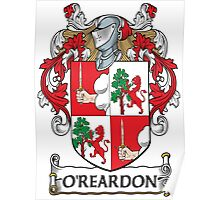 O'Reardon Coat of Arms (Cork) Poster