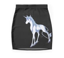 Black Unicorn Mini Skirt