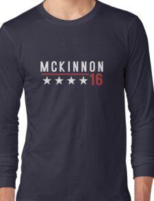 McKinnon for President - 2016 Long Sleeve T-Shirt