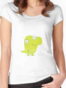 Herb Women's Fitted Scoop T-Shirt