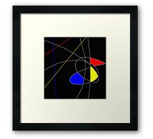 Primary Introduction Framed Print