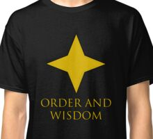 Saradomin: God of Shiny Light Classic T-Shirt