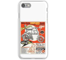 VW hotrod parts dream bike iPhone Case/Skin