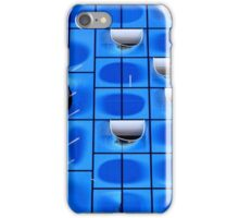 Facade of the Elb Philharmonic Hall in Hamburg iPhone Case/Skin