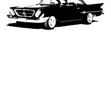 Chrysler 300G 1961 by garts