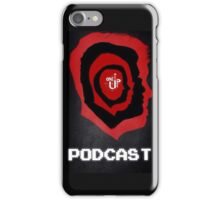 One Up Gaming Podcast Logo iPhone Case/Skin
