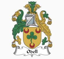 Odell Coat of Arms (Irish) by coatsofarms