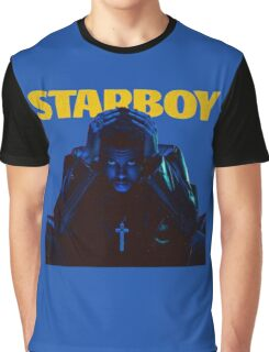Weekend X Starboy Graphic T-Shirt