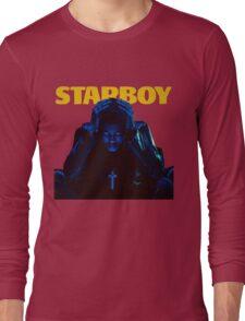 Weekend X Starboy Long Sleeve T-Shirt