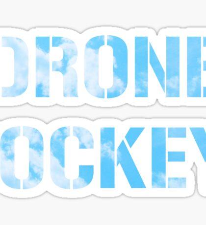 Drone Jockey Sticker