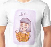 'Neato' Girl Unisex T-Shirt
