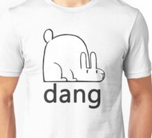 Rabbit Swears - That Dang Rabbit Unisex T-Shirt