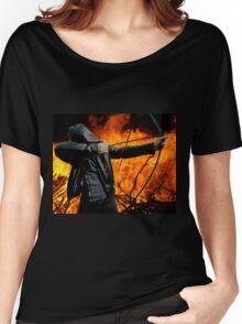 Renegade Arminian's Fire & Arrows Women's Relaxed Fit T-Shirt