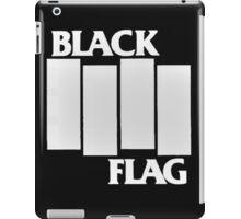 BLACK FLAG iPad Case/Skin