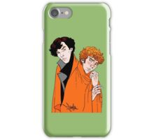 Crash Landings and Shock Blankets iPhone Case/Skin
