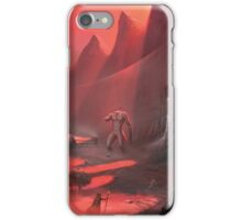 Giant's Rest iPhone Case/Skin