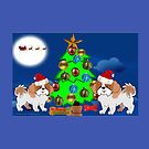 Christmas Pups (1769 Views) by aldona