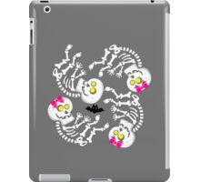Maternity Skeleton Quints iPad Case/Skin