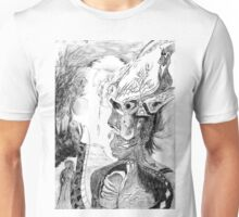 Human with animals Unisex T-Shirt