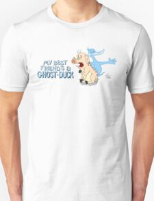 Best Friends Always Have Each Other's Backs (Even In The Afterlife) Unisex T-Shirt