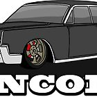 Lincoln Continental by TswizzleEG