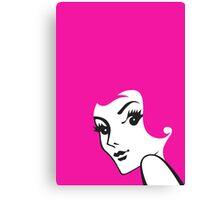 Barbie Pink - Redheads Canvas Print