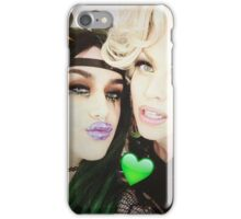 Adore Delano & Courtney Act iPhone Case/Skin