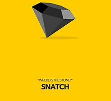 Snatch Movie Poster by byxii