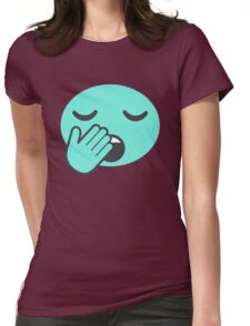 Bored Candy  Womens Fitted T-Shirt