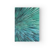 Planet Pixel Ocean Rush Hardcover Journal